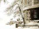 «Alma mater in pruina»  (Альма Матер в снегу)